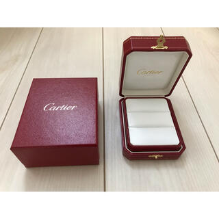 カルティエ(Cartier)のCartier リングケース(その他)