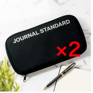 ジャーナルスタンダード(JOURNAL STANDARD)のジャーナルスタンダード ポーチ 収納ケース 付録 通帳ケース(ポーチ)
