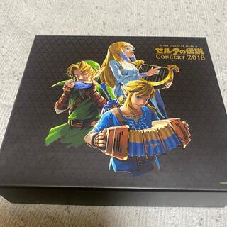 ニンテンドウ(任天堂)のゼルダの伝説コンサート2018【初回数量限定生産盤】(ゲーム音楽)