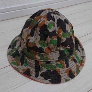 ブリーズ(BREEZE)の帽子 子供 ブリーズ リバーシブル 48(帽子)