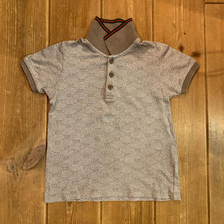 グッチ(Gucci)のグッチ ポロシャツ GUCCI バーバリー  Tシャツ アルマーニ(Tシャツ/カットソー)