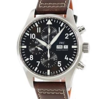 インターナショナルウォッチカンパニー(IWC)のIWC  パイロットウォッチ クロノグラフ  アントワーヌ ド サンテグ(腕時計(アナログ))