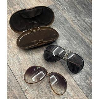 ポルシェデザイン(Porsche Design)の美品 ビンテージ  ポルシェデザイン カレラサングラス(サングラス/メガネ)