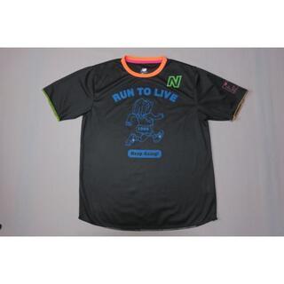 New Balance - ニューバランスレディスTシャツ NEW BALANCEメッシュTシャツ