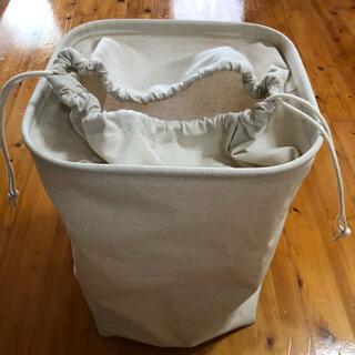 ムジルシリョウヒン(MUJI (無印良品))の無印 ランドリーボックス (バスケット/かご)