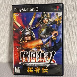 プレイステーション2(PlayStation2)の戦国無双 猛将伝 PS2(その他)