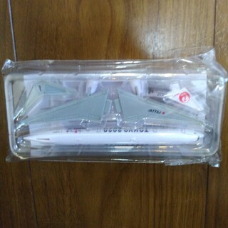 ジャル(ニホンコウクウ)(JAL(日本航空))のJAL 機内 アメニティ 飛行機 模型 2020 オリンピック デザイン(模型/プラモデル)