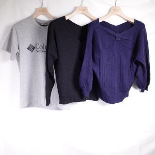 コロンビア(Columbia)のColumbia/EGOIST/MAJESTIC LEGON Tシャツ/ニット(Tシャツ(半袖/袖なし))