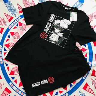 バンダイ(BANDAI)の呪術廻戦 セットアップ キャラクター tシャツ ハーフパンツ ショートパンツ(セットアップ)