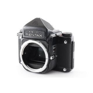 PENTAX 6X7 アイレベル 中判カメラ ボディ(フィルムカメラ)
