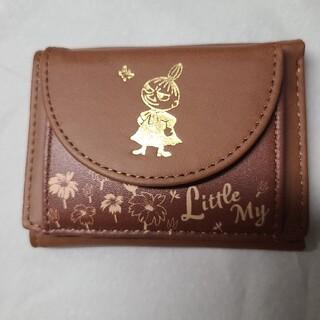 ムーミン ミニ財布(財布)