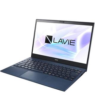エヌイーシー(NEC)のパソコン NEC LAVIE PC-PM750SAL  モバイルパソコン(ノートPC)