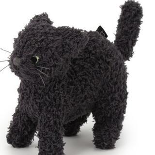 ジェラートピケ(gelato pique)のジェラートピケ 黒猫 ぬいぐるみ(ぬいぐるみ)