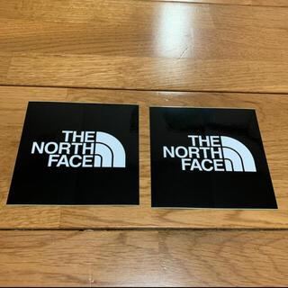 THE NORTH FACE - ノースフェイス ステッカー2枚セット 未使用新品