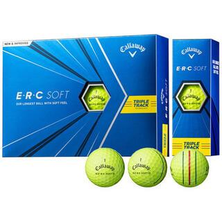 キャロウェイゴルフ(Callaway Golf)の◆新品◆ キャロウェイ ERCソフト 4ダース(48球入り) イエロー(その他)