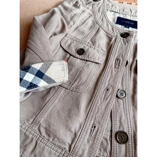 バーバリーブルーレーベル(BURBERRY BLUE LABEL)のBurberryブルーレーベル セットアップ ジャケット スカート(セット/コーデ)