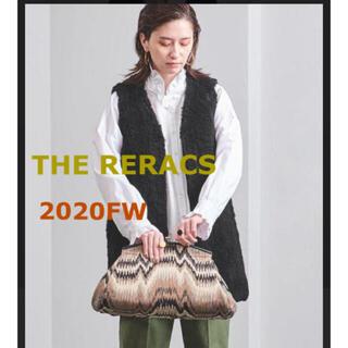 ユナイテッドアローズ(UNITED ARROWS)のUA別注 2020FW THE RERACS ボアライナー ♥︎ black(ベスト/ジレ)