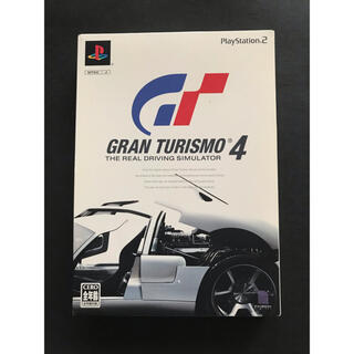 SONY - グランツーリスモ4 PS2