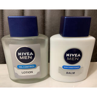 ニベア(ニベア)のNIVEA ニベアメン 乳液&化粧水セット✨(化粧水/ローション)