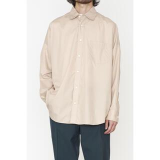 MARKAWEAR - 21aw MARKAWARE ソクタスポプリンテントシャツ