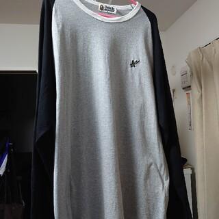 アベイシングエイプ(A BATHING APE)のA BATHING APEロンT サイズXL(Tシャツ/カットソー(七分/長袖))