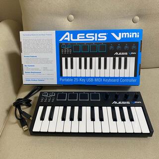 Alesis MIDIキーボード 25鍵(MIDIコントローラー)