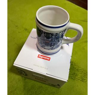 シュプリーム(Supreme)のSupreme Royal Delft 190 Bowery Beer Mug(グラス/カップ)