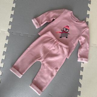 ベビーギャップ(babyGAP)の新品未使用★ パジャマ ルームウェア スウェット トレーナー(パジャマ)
