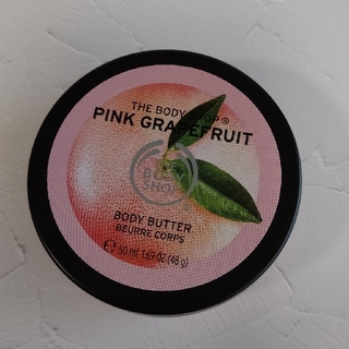 THE BODY SHOP - ボディーショップ ボディーバター ピンクグレープフルーツ50ml