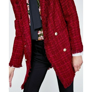 ダブルスタンダードクロージング(DOUBLE STANDARD CLOTHING)のZARAジャケットKBFセオリーFRAY I.DセルフォードELINアパルトモン(テーラードジャケット)