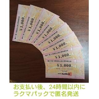 24時間以内匿名発送‼ビックカメラ 株主優待 お買い物優待券 8000円分 (ショッピング)