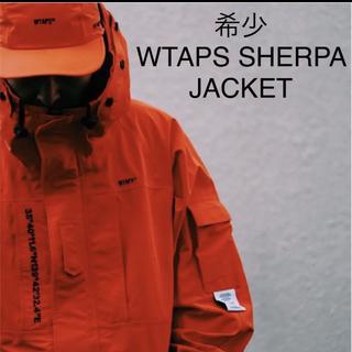 W)taps - WTAPS 19AW SHERPA / JACKET. オレンジ M