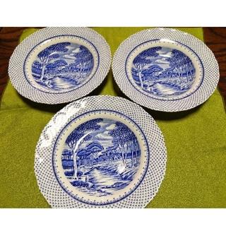 ニッコー(NIKKO)の【未使用品】 カレー皿 三枚セット NIKKO DOUBLE PHOENIX  (食器)