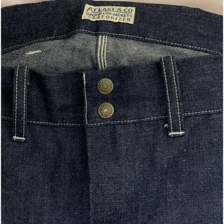 テンダーロイン(TENDERLOIN)のAtlast&co 2 button Laborer denim pants (デニム/ジーンズ)