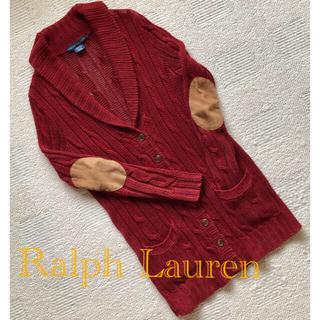 ラルフローレン(Ralph Lauren)のRalph Lauren ニットカーディガン(カーディガン)