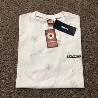 コンバース(CONVERSE)の未着用新品 コンバース メンズLサイズTシャツ(Tシャツ/カットソー(半袖/袖なし))