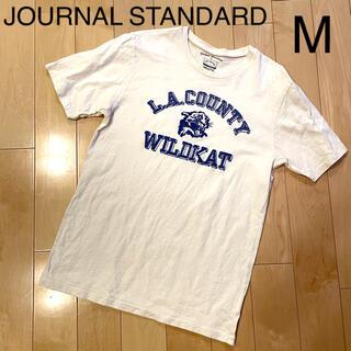 ジャーナルスタンダード(JOURNAL STANDARD)のジャーナルスタンダード Tシャツ Mサイズ(Tシャツ/カットソー(半袖/袖なし))