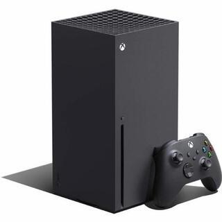 エックスボックス(Xbox)の【新品・未開封】マイクロソフト Xbox Series X(家庭用ゲーム機本体)
