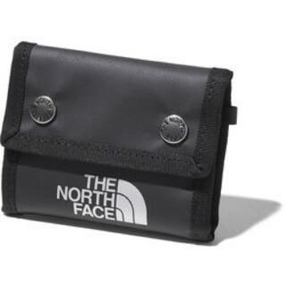 ザノースフェイス(THE NORTH FACE)の⭐️セール⭐️新品タグ付き!ノースフェイス BCドットワレット⭐️4400円⭐️(折り財布)