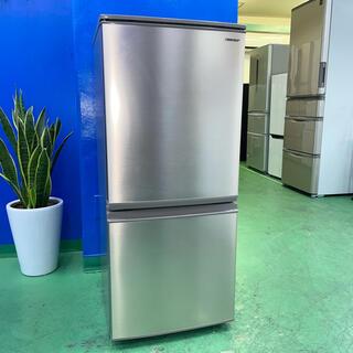 SHARP - ⭐️SHARP⭐️冷凍冷蔵庫 2019年 137L 美品 大阪市近郊配送無料