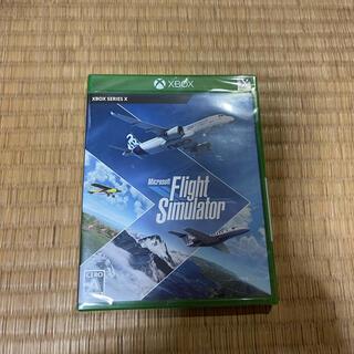 エックスボックス(Xbox)のMicrosoft Flight Simulator Standard(家庭用ゲームソフト)