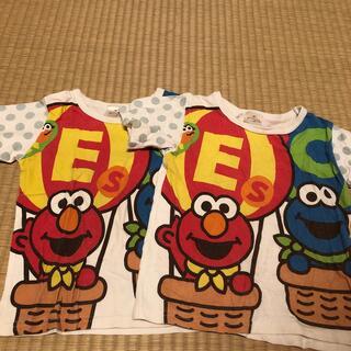 ユニバーサルスタジオジャパン(USJ)のユニバーサルスタジオ Tシャツ2枚セット(Tシャツ/カットソー)