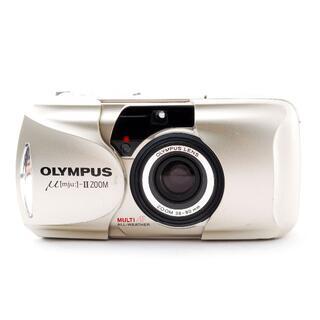 OLYMPUS - Olympus オリンパス Mju ミュー II Zoom #191667
