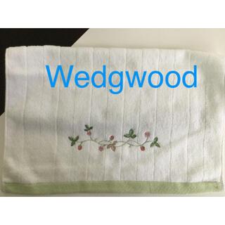 ウェッジウッド(WEDGWOOD)の新品♡ウエッジウッド ハンドタオル(タオル/バス用品)