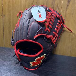 SSK - グローブ SSK エスエスケイ 軟式用 ソフトボール用 内野手用 タグ付き 野球