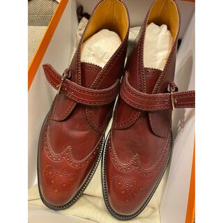 エルメス(Hermes)のエルメスメンズ革靴(その他)