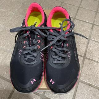 UNDER ARMOUR - アンダーアーマー 靴 23センチ 4DFOAM