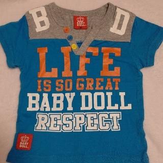 ベビードール(BABYDOLL)のベビードール   80cm  Tシャツ(Tシャツ)