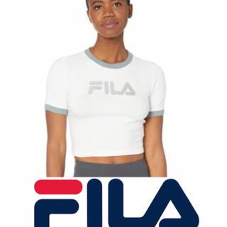 フィラ(FILA)のFila クロップドティー M(Tシャツ(半袖/袖なし))