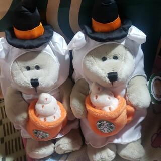 スターバックスコーヒー(Starbucks Coffee)のべアリスタ(ぬいぐるみ)